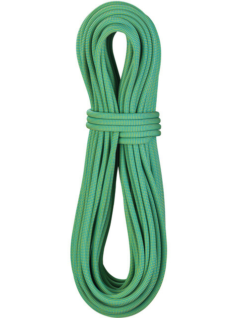 Edelrid Eagle Lite Pro Dry Rope 9,5mm 70m oasis-icemint